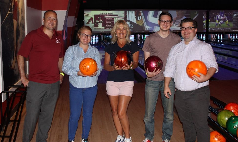 tStrikes and Spares: CMM Cares Bowling Fundraiser Brings Business Community Together