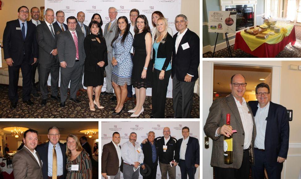 tCMM Cares Brings Business Community Together at Wine & Dine Benefit