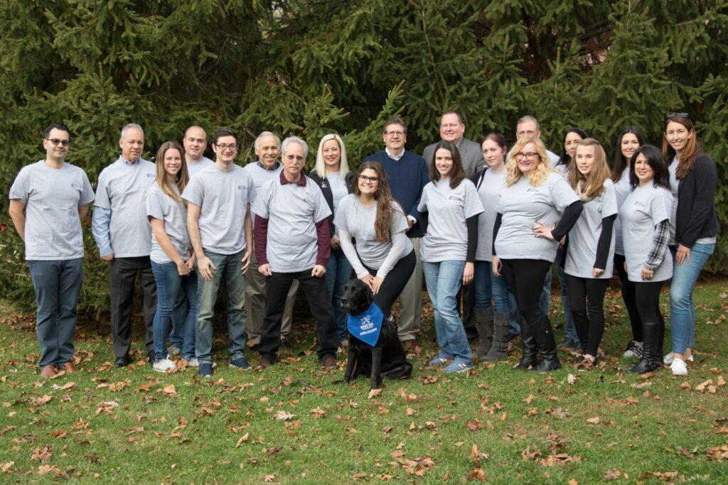 tCMM Cares Volunteers for America's VetDogs