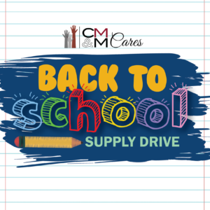 t-Back to School Drive