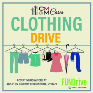t-Clothing Drive
