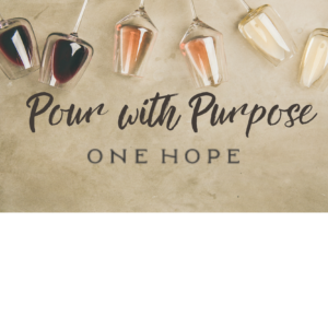 t-Pour with Purpose Virtual Wine Fundraiser